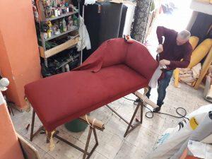 Reforma de sofá no bairro Ermilio Matarazzo